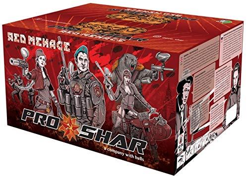 PRO SHAR - RED Menace Szenario Paint