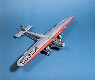 Schreiber-Bogen Ford Tri-Motor Plane Card Model