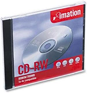 IMN12381 - Imation CD-RW Disc