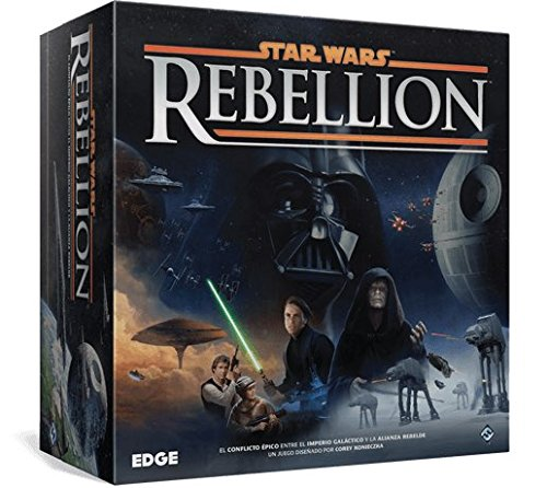 Fantasy Flight Games-EDGSW03 Star Wars Rebellion EDGSW03