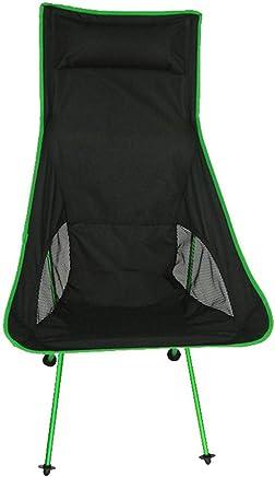 Tragbare Camping Stuhl Beweglicher Fischen-Stuhl-Garten-Stuhl-faltender Camping-Stuhl, zusammenklappbarer Stuhl der der der Schwerlast-150kg im Freien mit Tragetasche für Tätigkeiten im Freien Wanderer, Camp, B07JQF63PS   Perfekte Verarbeitung  1c40fd