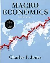 By Charles I. Jones Macroeconomics (Third Edition) (Third Edition) [Paperback]