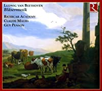 Music for Winds by LUDWIG VON BEETHOVEN (2009-07-14)