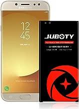 [Upgraded] Galaxy J7 Battery, JUBOTY 3500mAh Replacement Battery for Samsung Galaxy J7(2017 Version) J727 J727A J727V J727R4 J727T J727T1 J7 Perx J7 Sky Pro J7 Prime EB-BJ710(24 Month Warranty)
