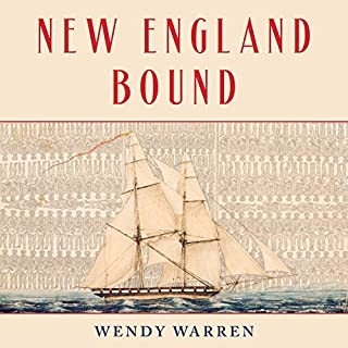 New England Bound cover art