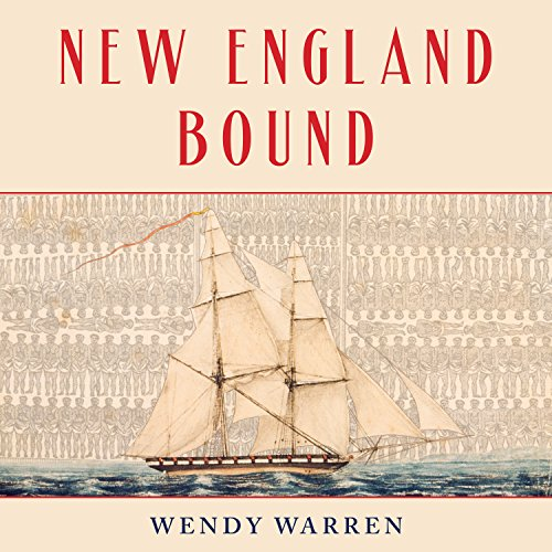 New England Bound audiobook cover art