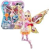 Winx Club Stella | Tynix Fairy Puppe Fee mit magischem Gewand | Staffel 7