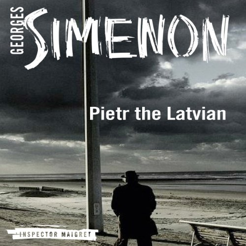Pietr the Latvian audiobook cover art