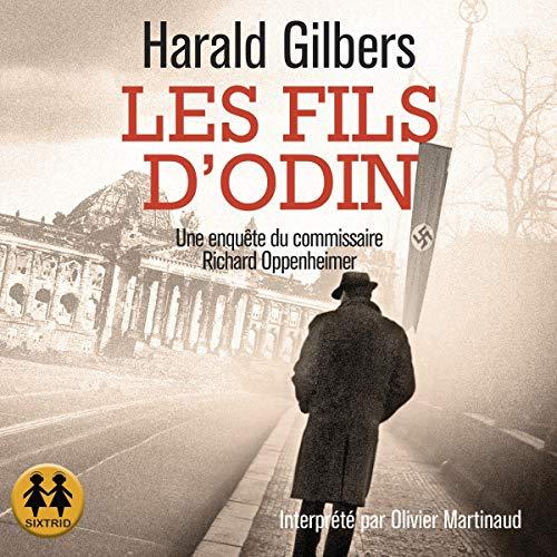 Les Fils d'Odin audiobook cover art