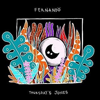 Thursday's Jones