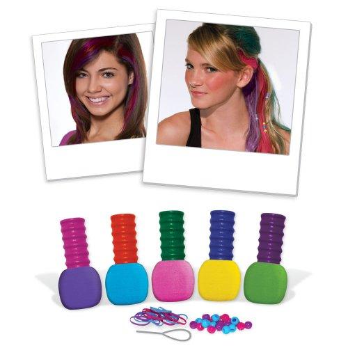Fashion Angels Color Rox Hair Chox Kit [Toy]
