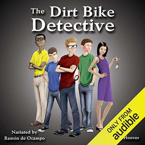 Couverture de The Dirt Bike Detective
