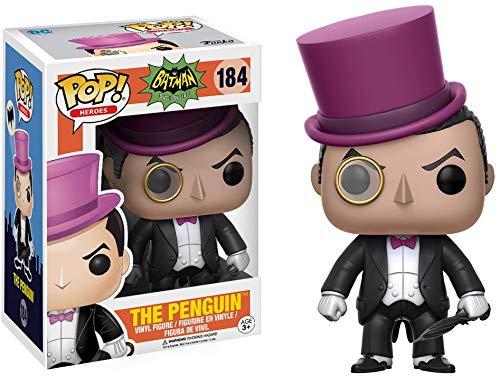 DC Funko Pop! Batman 66: El Pingüino