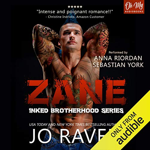 Zane cover art