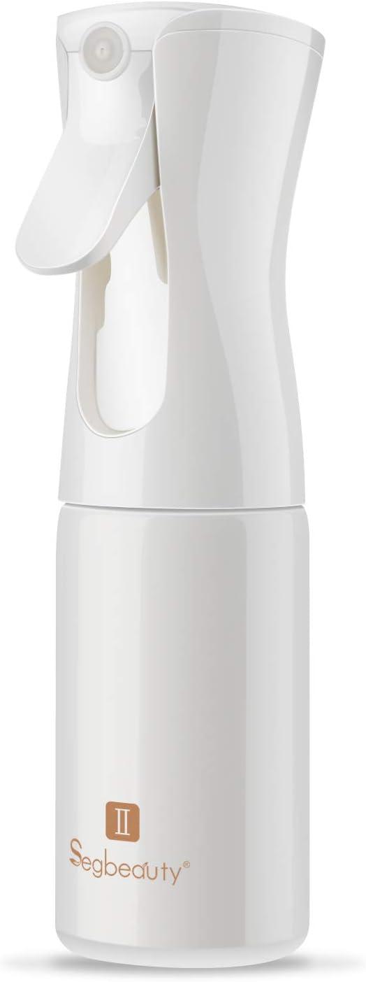 34 opinioni per Spray per capelli, Segbeauty 160ml Spray per nebbie fini continuo bianco