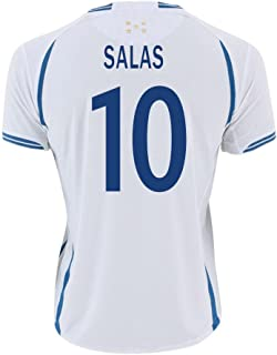 Joma Salas #10 Honduras Home Soccer Jersey (Player of Rio 2016 Olimpics)