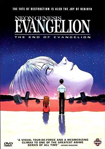 Neon Genesis Evangelion: The End of Evangelion Movie Poster (68,58 x 101,60 cm)