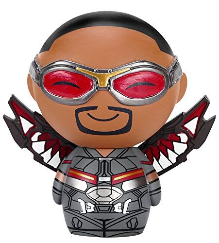 Funko - Figurine Captain America - Civil War - Falcon Dorbz 8cm - 0849803077358
