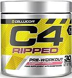 Best Pre Workout For Women - C4 Ripped Pre Workout Powder Raspberry Lemonade   Review