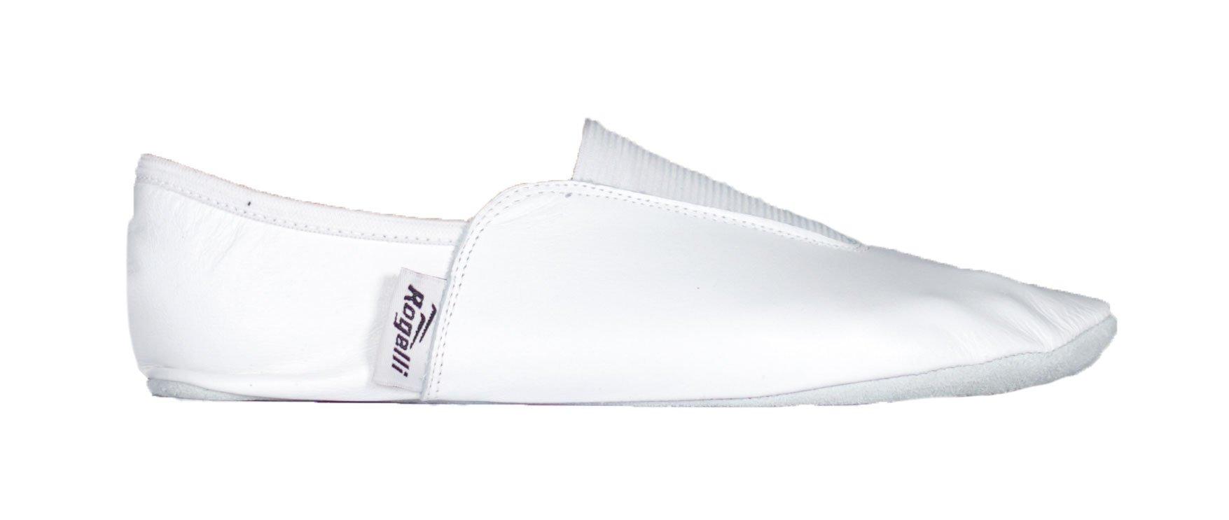 Rogelli Damen Gymnastik Schuhe, Weiß, Größe 41
