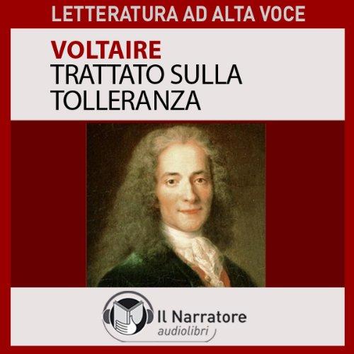 Trattato sulla tolleranza audiobook cover art