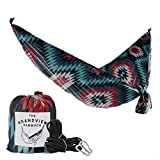Coalatree Loafer Packable Hammock - Easy Set-up, Portable, Great for Travel, Adventure, Camping, Festivals