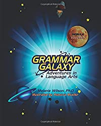 Grammar Galaxy is focused on short lessons based on wonderful and captivating stories.
