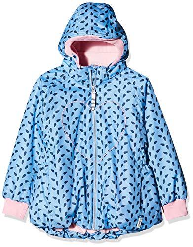 Racoon Mädchen Liv Dot Jacket Jacke, Blau (Little Boy Blue LIT), (Herstellergröße:110)