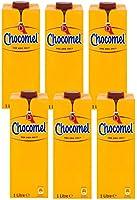 Chocomel Original Dutch Chocolate Milk Drink Tetra Pack 1L (Pack of 6)