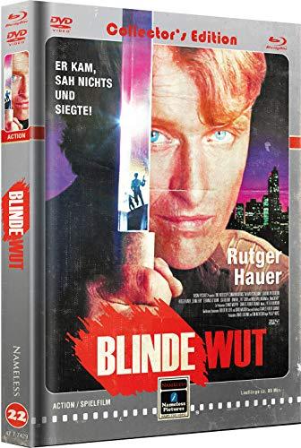 Blinde Wut - Limited Uncut Mediabook - Cover D - Retro