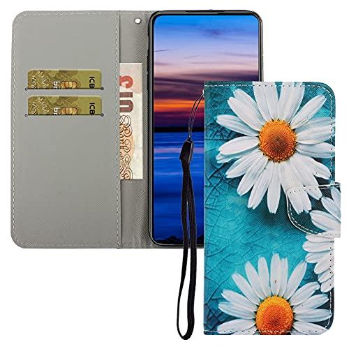 Compatibile con Samsung Galaxy J4 Plus Custodia Cover Magnetica Portafoglio con Stand in PU Pelle...