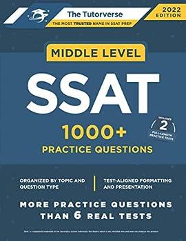 Middle Level SSAT  1000+ Practice Questions