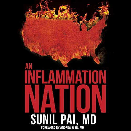 An Inflammation Nation audiobook cover art