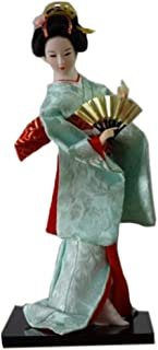 Kylin Express Japanese Geisha Doll Furnishing Articles/ Oriental Doll/ Best Gifts Z
