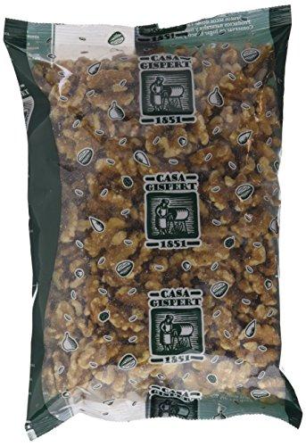 Casa Gispert Nuez de California Mondada Frutos Secos - 500 gr