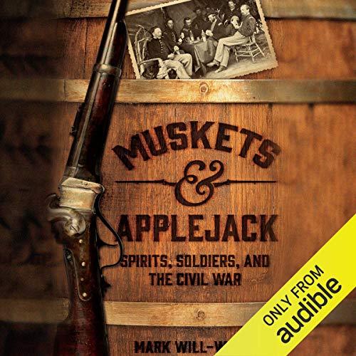 Muskets & Applejack cover art