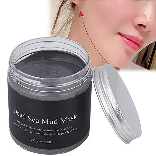 Mascarilla de barro del mar muerto,Mascarilla Facial Hidratante Nutritiva Facial Mascarilla - 250 g