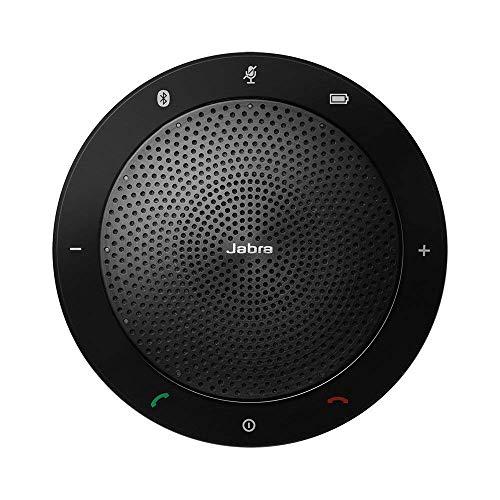 Jabra Speak 510 - Altavoz portátil para conferencias con USB y Bluetooth, compatible con PC, Smartphones y Tabletas (Reacondicionado)