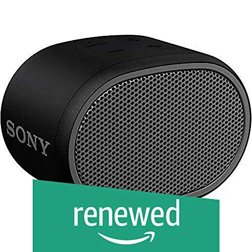 (Renewed) Sony Wireless Speaker SRS-XB01 (Black)
