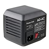Godox AD-AC Power Source Adapter Unit with 5M Cable for Godox AD600 AD600M AD600B AD600BM Flashpoint XPLOR 600 Flash
