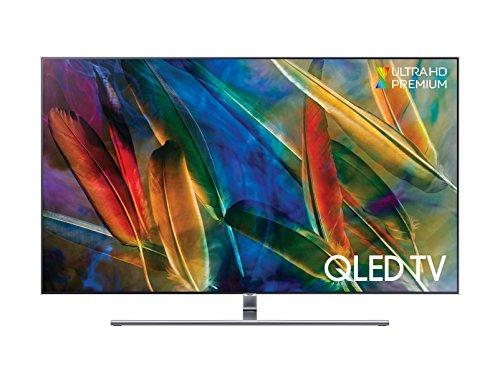 Abbildung Samsung QE65Q8FAML 165,1 cm (65 Zoll) 4K Ultra HD Smart-TV WLAN Silber - Fernseher (165,1 cm (65 Zoll), 3840 x 2160 Pixel, QLED, Smart-TV, WLAN, Silber)