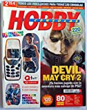Revista Hobby Consolas Nº 135. Devil May Cry 2