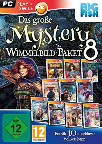Das große Mystery Wimmelbild-Paket 8