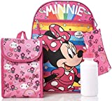 Minnie Mouse 16' Backpack 5pc Set