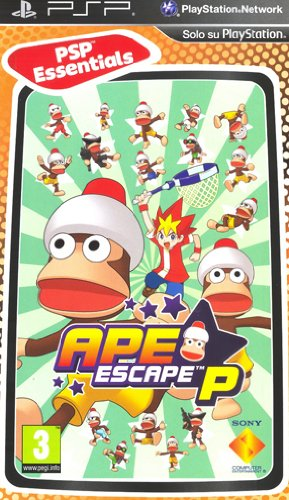 Ape Escape P (Essentials)