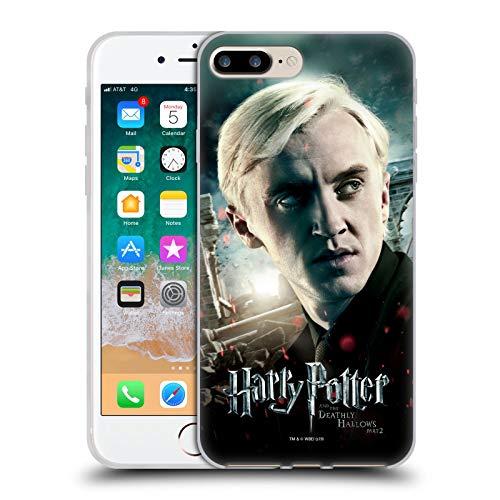 Officiel Harry Potter Voldemort Deathly Hallows VII Coque en Gel molle pour iPhone 6