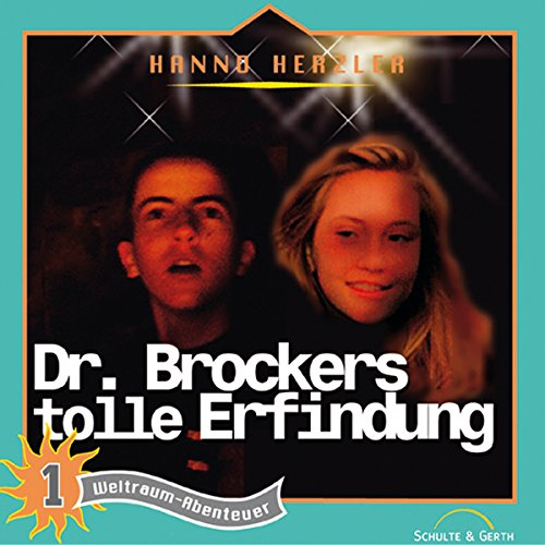 Dr. Brockers tolle Erfindung cover art