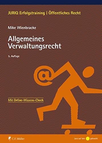 Allgemeines Verwaltungsrecht (JURIQ Erfolgstraining)