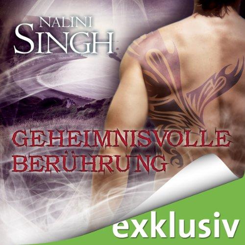 Geheimnisvolle Berührung audiobook cover art