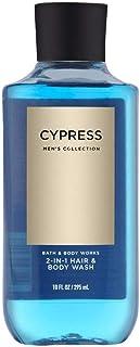 Bath & Body Works Cypress for Men 2-in-1 Hair & Body Wash, 10 Ounce